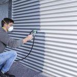 WAGNER Airless Pistolet peinture Control Pro 350 R pour peintures murales, laques et lasures, et vernis d'intérieur, 15 m² en 2 min, réglage de pression, 110 bar, tuyau 15m de la marque Wagner image 3 produit