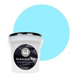 Wanders24 peinture tableau noir mat 15 nuances (1 litre, Gris béton) peinture murale, créatif, inscriptible, peinture tableau noir de la marque Inconnu image 0 produit