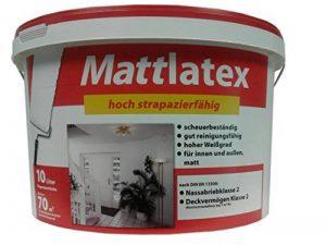Wilckens Mat Latex mural couleur, Haute Weis ° Mat 10L de la marque WILCKENS image 0 produit