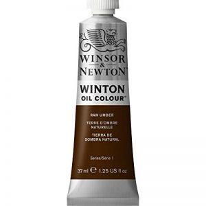Winsor & Newton Winton Peinture Terre d'ombre Naturelle de la marque Winsor-Newton image 0 produit