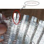 XIAOYAN Sunshade Net , Sunscreen Net 80% de taux d'ombrage du Papier d'aluminium Protection Solaire argentée pour Plante Verte Multi-Taille en Option (Couleur : Silver, Taille : 4×4m/13.12×13.12ft) de la marque XIAOYAN image 4 produit