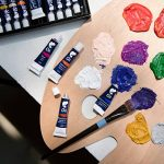Zenacolor Ensemble de 24 Tubes de Peinture à l'Huile Pack de 24 x 12mL de la marque Zenacolor image 3 produit